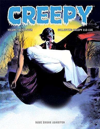 9781616559694: Creepy Archives, Volume 24