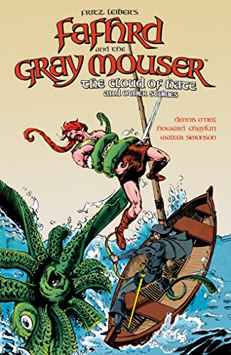 9781616559854: Fritz Leiber's Fafhrd and the Gray Mouser: Cloud of Hate and Other Stories