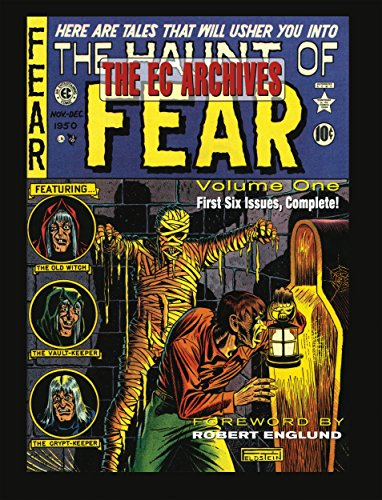 9781616559939: The EC Archives: The Haunt of Fear Volume 1