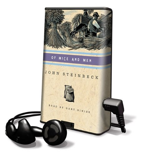 9781616571078: Of Mice and Men: Library Edition (Playaway Adult Fiction)