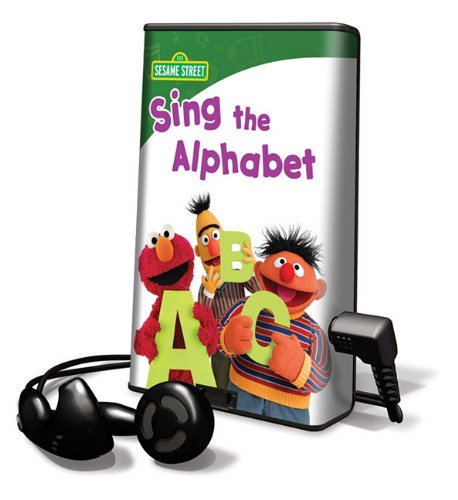 9781616572839: Sesame Street - Sing the Alphabet (Playaway Children)
