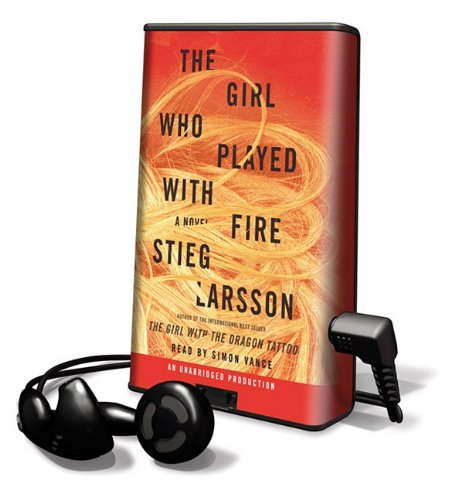 9781616574833: The Girl Who Played with Fire (Playaway Adult Fiction)