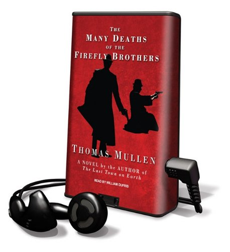 9781616578718: The Many Deaths of the Firefly Brothers [With Earbuds]