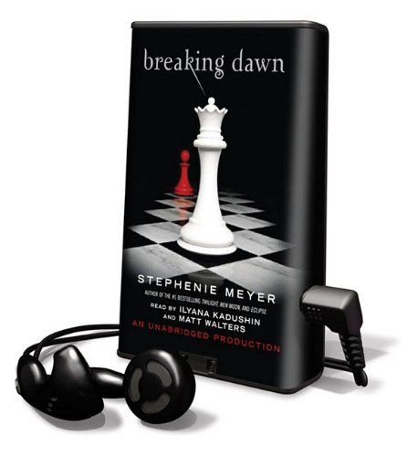 9781616579203: Breaking Dawn [With Earbuds] (Playaway Young Adult)