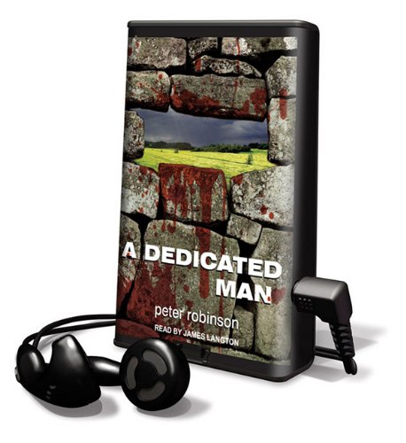 9781616579227: A Dedicated Man (Playaway Adult Fiction)