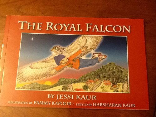 The Royal Falcon: Jessi Kaur