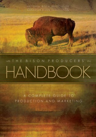 9781616583866: Bison Producers' Handbook
