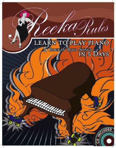 Learn to Play Piano: 5 Rock 'n': Ulrike Masakowski