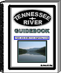 9781616585891: Tennessee River Guidebook: Charts and Details from Beginning to End