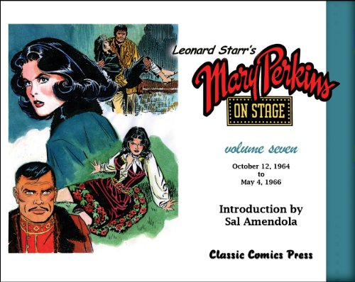 9781616587482: Leonard Starr's Mary Perkins On Stage Volume 7