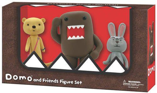 Dark Horse Deluxe Domo And Friends Figure Set
