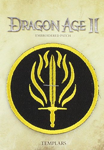9781616592677: Dragon Age II Embroidered Patch Templars
