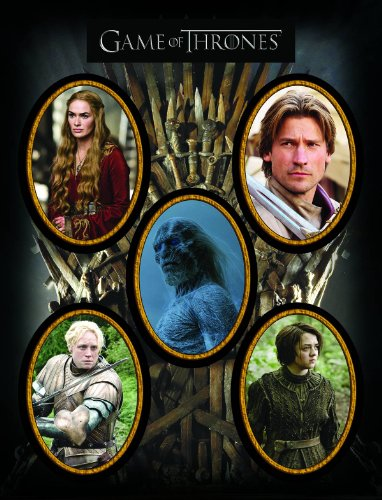 9781616593148: Game of Thrones Character Magnet Set 2 (Games of Thrones)