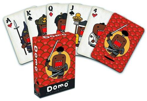 Domo Japanese Playing Cards