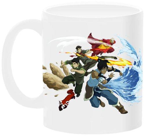 9781616595302: Legend of Korra Coffee Mug