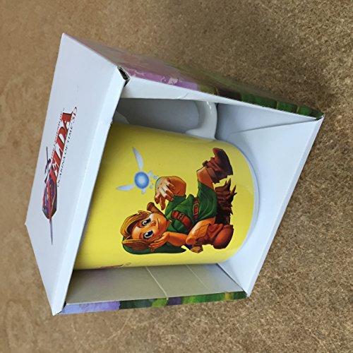 9781616595623: Legend of Zelda Ocarina of Time - Li'l Link Mug