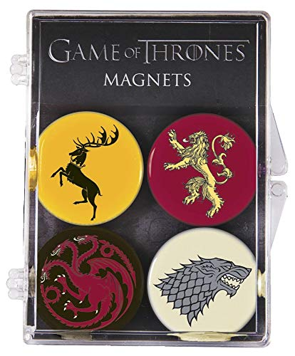 9781616595739: Game of Thrones Magnet 4-pack