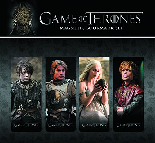 Game of Thrones Magnetic Bookmark Set 2