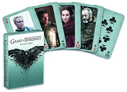 9781616596064: Game of Thrones Playing Cards 2nd Ed.