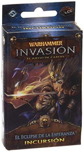 9781616610302: Warhammer Invasion LCG - Eclipse de la Esperanza, ciclo morrslieb (Living Card Games)