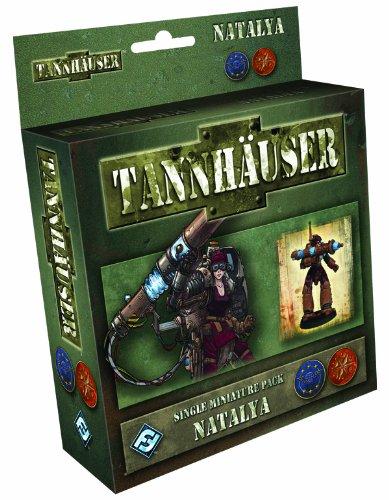 9781616610692: Tannhauser: Natalya Single Miniature Pack