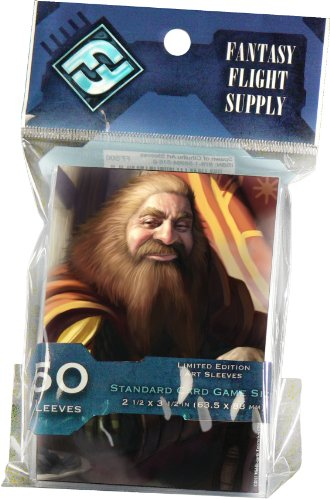 9781616611101: Lord of the Rings Card Sleeves Packs - Gimli