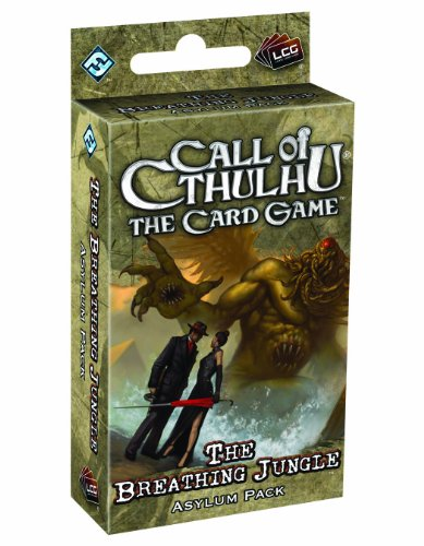 9781616611392: Call of Cthulhu: The Breathing Jungle Asylum Pack