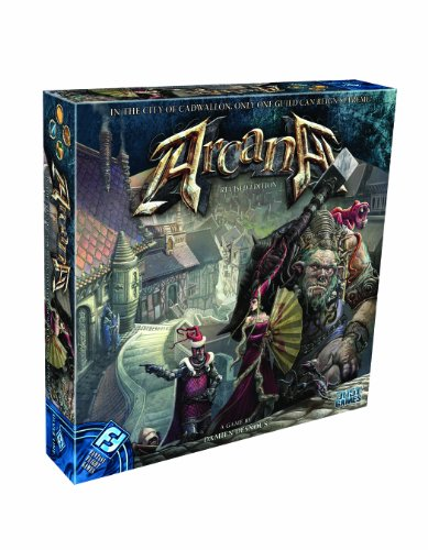 9781616611590: Arcana:: The Card Game