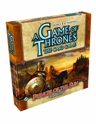 9781616611606: A Game of Thrones: the Card Game: Princes of the Sun Expansion