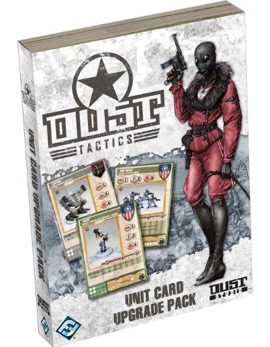 9781616611651: Dust Tactics: Unit Card Upgrade Pack