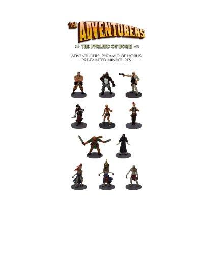 9781616611729: The Adventures: Pyramid of Horus