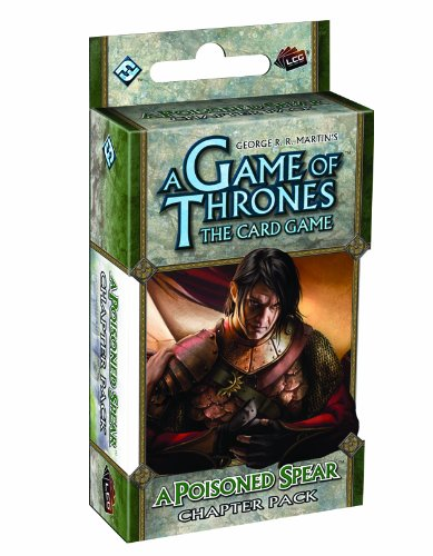9781616611781: A Game of Thrones Lcg: A Poisoned Spear Chapter Pack (Living Card Games)
