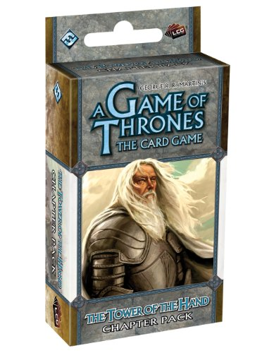 9781616611958: A Game of Thrones The Card a: The Tower of the Hand Chapter Pack