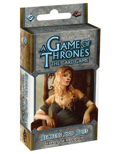 9781616611972: A Game of Thrones: Secrets and Spies Chapter Pack Revised