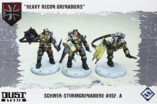 9781616612153: Dust Tactics: Heavy Recon Grenadiers