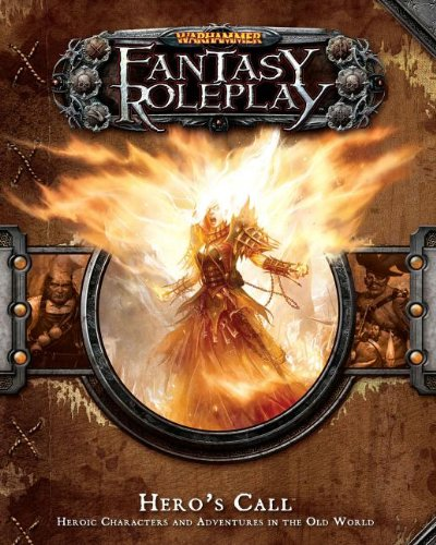 9781616613341: Warhammer Fantasy Roleplay: Hero's Call
