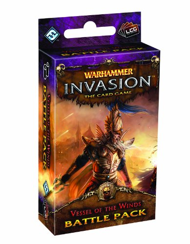 9781616613662: Warhammer Invasion Lcg: Vessel of the Winds Battle Pack