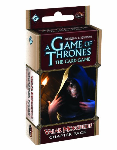 9781616613891: A Game of Thrones Lcg: Valar Morghulis Chapter Pack