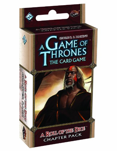 9781616613945: A Game of Thrones Lcg: A Roll of the Dice Chapter Pack