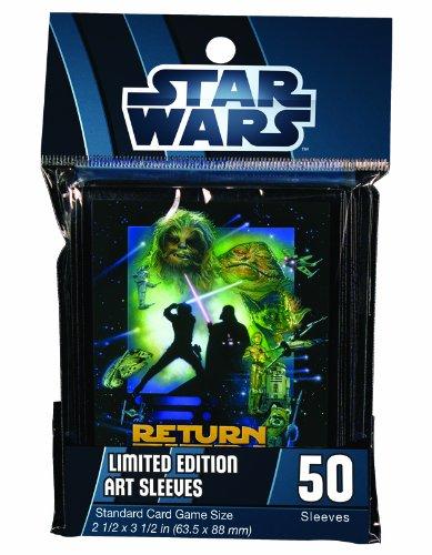 9781616614720: Star Wars - 331160 - Jeu De Cartes - Housse De Protection - Sw Art - Return Of The Jedi - 50 Pi�ces