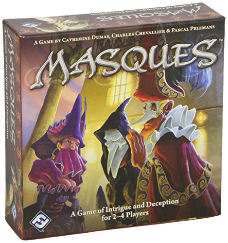 9781616615918: Masques Boxed Card Game