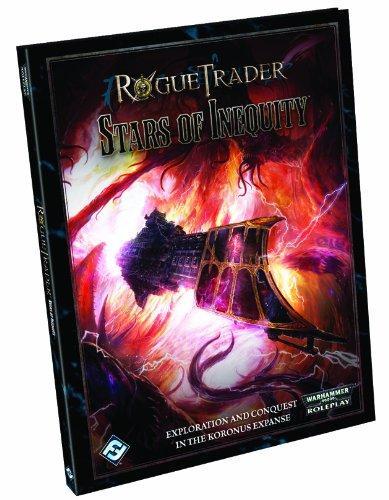 Rogue Trader: Stars of Inequity (Warhammer 40,000): Barnes, Owen; Cox, Tim; Goldfarb, Jordan; ...