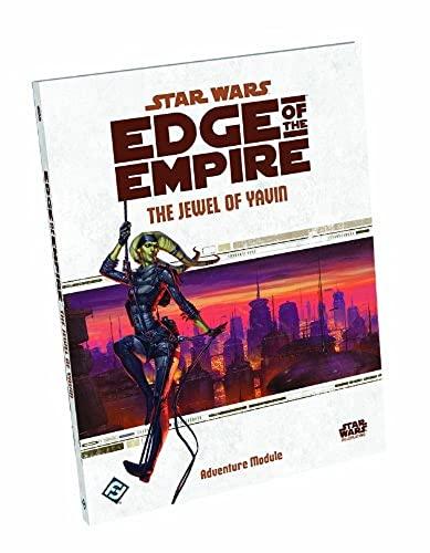 Star Wars: Edge of the Empire - The Jewel of Yavin: Fantasy Flight Games