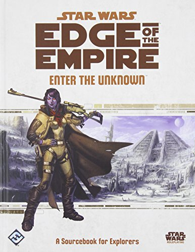 9781616616830: Star Wars: Edge of the Empire RPG - Enter the Unknown