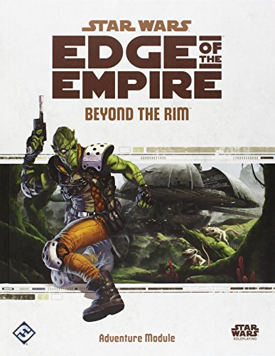 9781616616892: Star Wars Edge of the Empire RPG: Beyond the Rim
