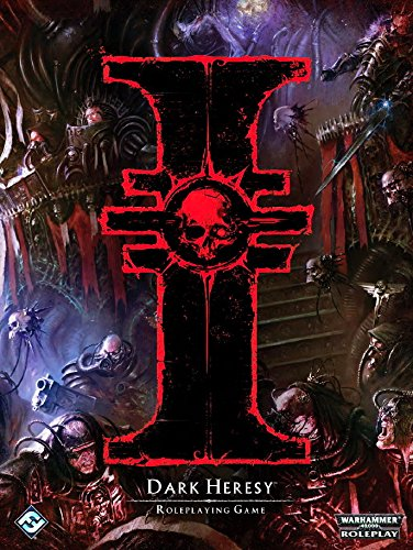 9781616616946: Dark Heresy Second Edition Core Rulebook Game (Warhammer 40,000 Roleplay)