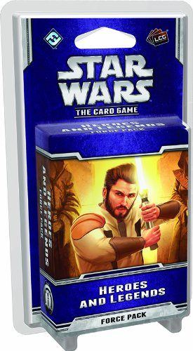 Star Wars Lcg: Heroes and Legends Force Pack (Toy)