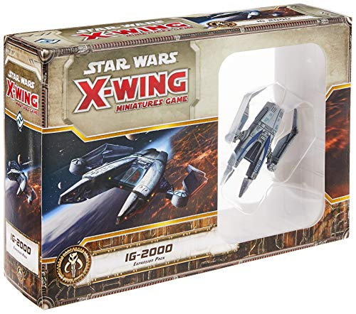 9781616619404: Star Wars X-wing Miniatures - Ig-2000 Expansion Pack