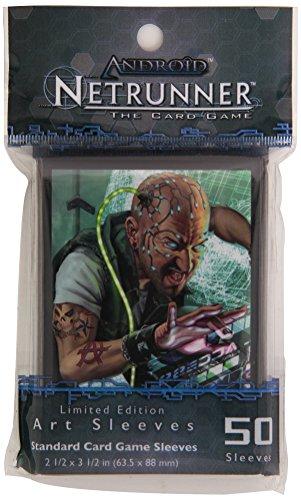 9781616619732: Android Netrunner: Inside Job Art Sleeves