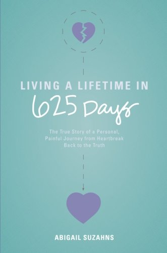 Living a Lifetime in 625 days: Abigail Suzahns, .